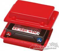 Plastový box na RT15 a RT30 červený