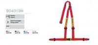 """Sabelt 3bodové tuningové pásy 2"""" včetně návleků (černé) - AKCE"""
