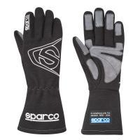 Sparco rukavice LAND RG-3 (černé) DOPRODEJ
