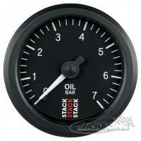 STACK mechanický ukazatel  ST3101 - tlak oleje do 7 bar