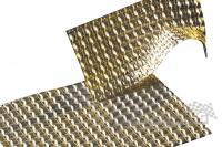 Hliníkový profilovaný plech 2vrstvý o síle 0,5 mm - 1220 x 625 mm