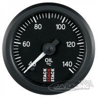 STACK elektrický ukazatel Profesional ST3309 - teplota oleje 40 -140 °C
