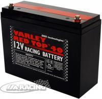 RED TOP 40 startovací baterie