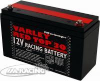 RED TOP 30 startovací baterie