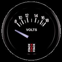 STACK voltmetr ST3216  8 - 18 V