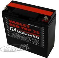 RED TOP 25 startovací baterie
