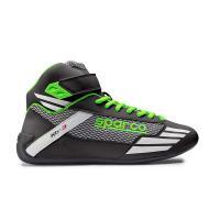 Sparco boty MERCURY KB-3 (černé se zelenou,46)