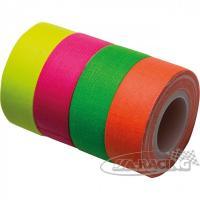 Neonové značicí pásky - sada 4 ks