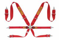 """Sabelt 6bodové pásy STEEL 3""""/2"""" (červené, do r. 2025)"""