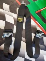 """Sabelt pás na doplnění 4bodového pásu """"V"""" (černý)"""