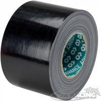 Textilní lepicí páska 10 cm/ 50 m (černá)