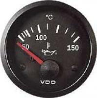 VDO ukazatel teploty oleje 50-150 °C