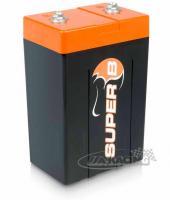 SUPER B SB15P startovací baterie