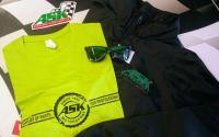 Oblečení ASK edition (triko, bunda, brýle)