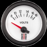 STACK voltmetr ST3266  8 - 18 V