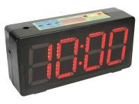 Servisní LED hodiny