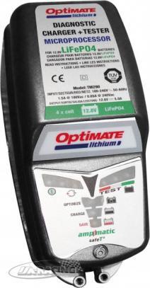 Nabíječka lithiových baterií SUPER B