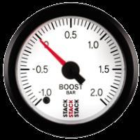 STACK mechanický ukazatel  ST3161 - tlak turba  -1 až +2bar