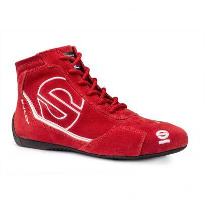 Sparco boty SLALOM RB-3 (červené)