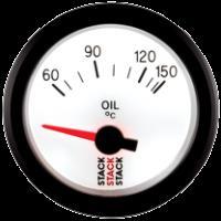 STACK elektrický ukazatel ST3259 - teplota oleje 60-150°C