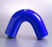 SAMCO silikonové koleno 120°/135° - průměr 6,5 mm