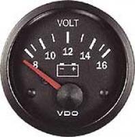 VDO voltmetr 8-16 V