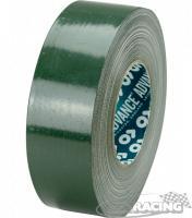 Textilní lepicí páska 5 cm/ 50 m (tmavě zelená)