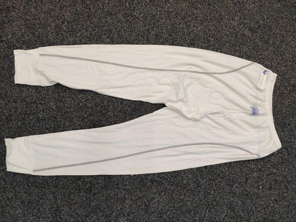 Sparco nehořlavé spodky X-Cool (L, bílé)
