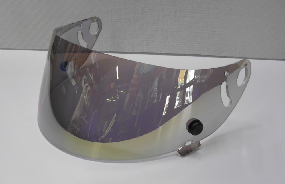 Přilba Sparco WTT - hledí 3 mm (zrcadlové)