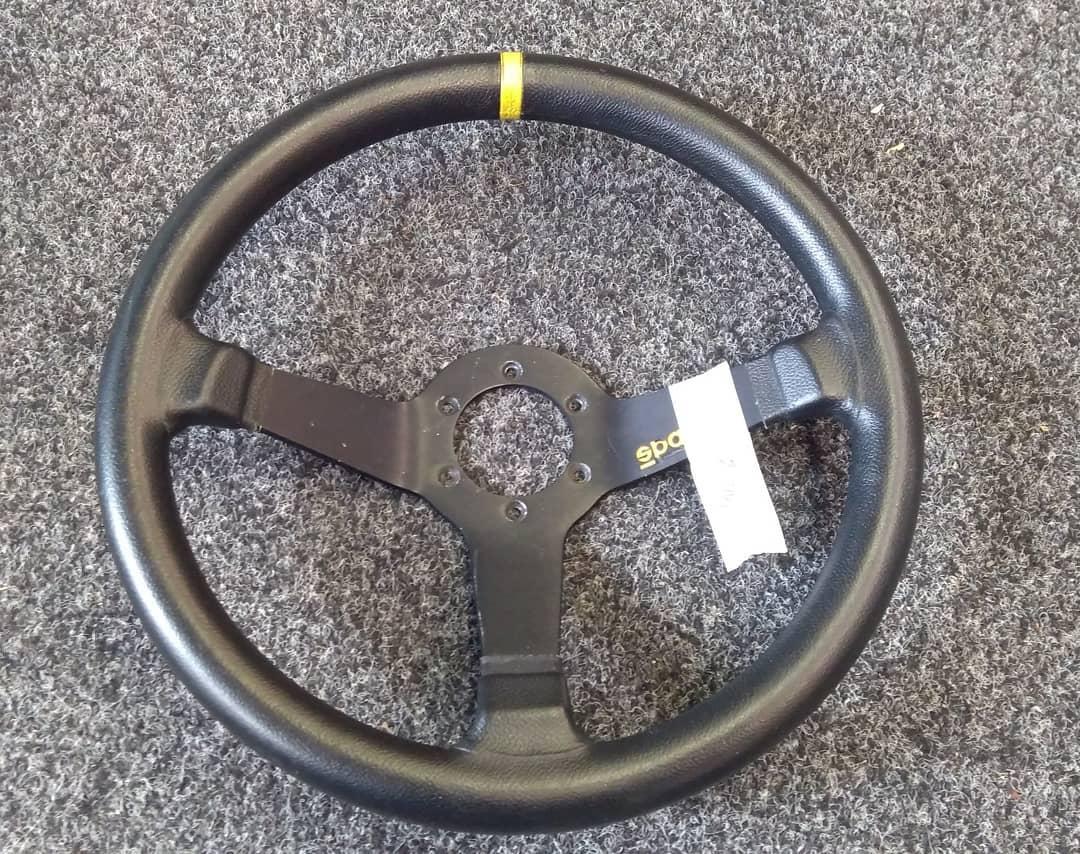 Sparco volant 3R/65 kůže