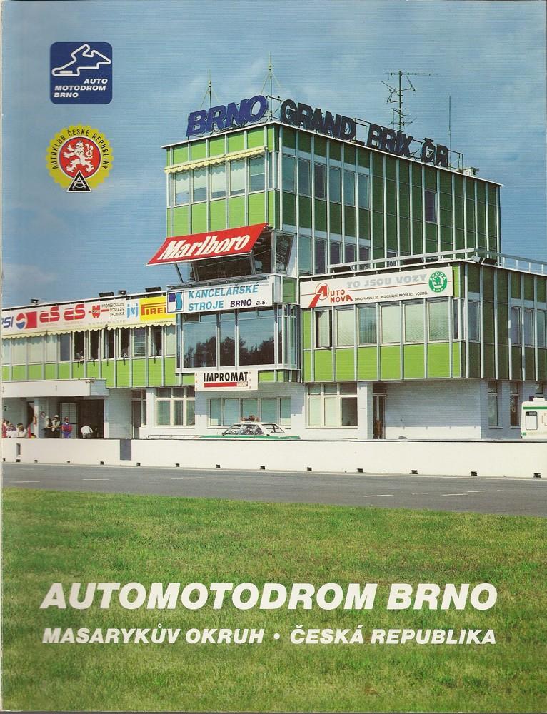 Automotodrom Brno - Masarykův okruh, ČR