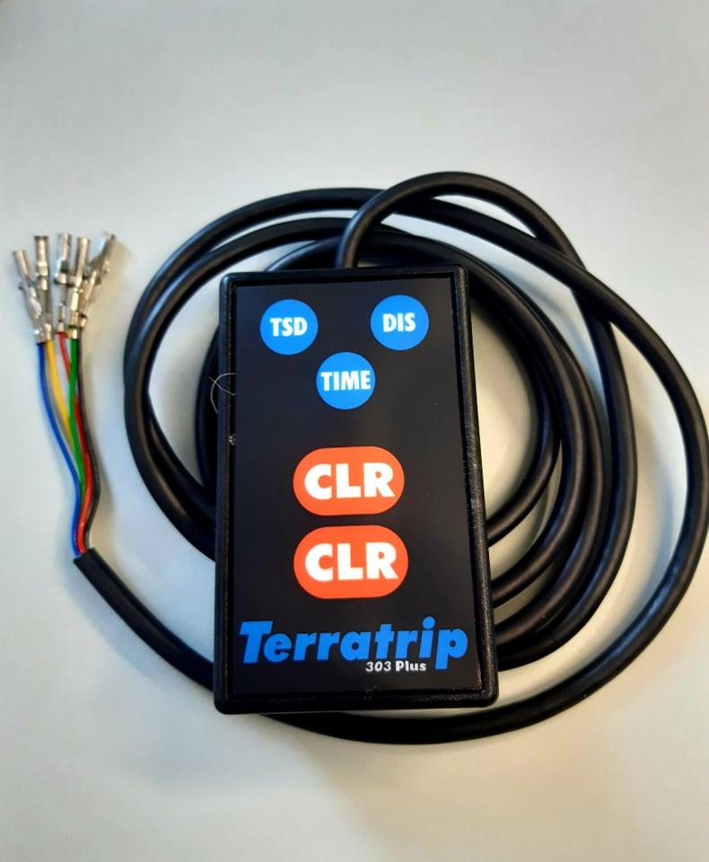 Dálkové ovládání pro Terratrip T303